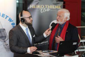 Sebastian Leben im Gespräch mit Heiko Thieme
