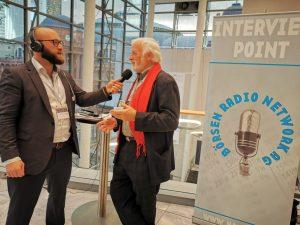 Sebastian Leben und Heiko Thieme auf der EFW 2019