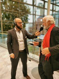 Heiko Thieme im Gespräch mit Sebastian Leben